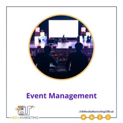 Digital marketing for Events