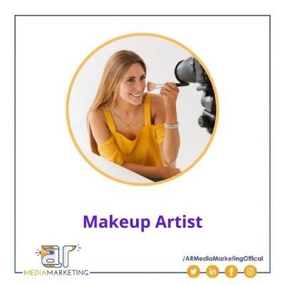 Digital marketing for makeup artist